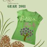 2011 Camp catalog cover pine cones