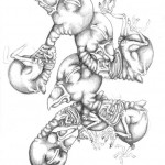 Eagle fetus