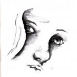 Side glance